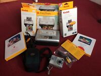 Kodak Colourshare package - camera, printer and extras!!! All working!