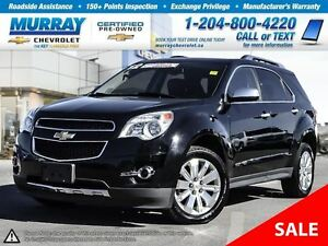 2012 Chevrolet Equinox AWD 4dr 2LT *Leather Seats, Sunroof, Remo