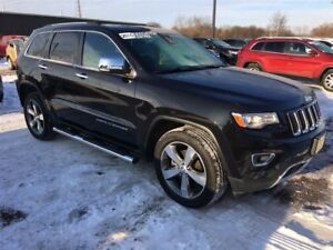 2015 Jeep Grand Cherokee Limited, Automatic, Navigation, Leather