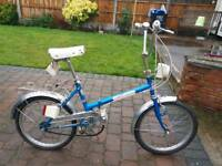 Folding Bike spares or repair