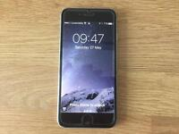 iPhone 6 Unlocked 16gb Space Grey. Immaculate