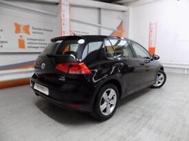 Volkswagen Golf MATCH EDITION TSI DSG BMT (black) 2017-02-23