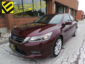 2013 Honda Accord Touring Touring Nav, Leather, Sunroof
