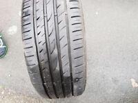 3 Part Worn Tyres 205 / 40 / 17 84W