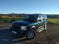 Discovery 4 look alike - private reg - manual - 7 leather seats