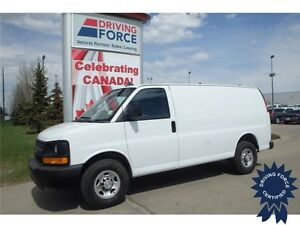 2016 Chevrolet Express Cargo Van Rear Wheel Drive - 67,212 KMs