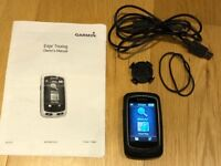 Garmin Edge Touring GPS with 8GB Micro SD, Silicone Case, Mount, & charging cable
