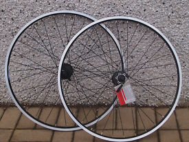 New Mountain Bike Wheels -Disc Compatible