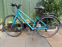 "Hardly used Liv Giant Ladies Bike 26"" wheels"