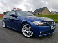 (Le Mans Blue) March 2007 BMW 33Od M Sport Auto 231bhp! FSH! LEATHER! XENONS! STUNNING EXAMPLE!