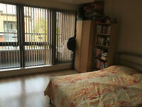 Very spacious Room with ensuite bathroom and Balcony, available now!