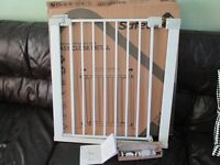 Baby / Stair gate . New.