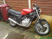 Honda Revere 600cc 07515535902