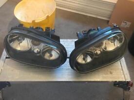 Mk4 golf standard headlights