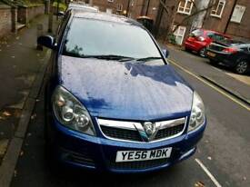 Navy Blue Vauxhall Vectra For Sale!