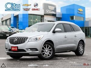 2015 Buick Enclave Leather **LEATHER SUNROOF AWD**