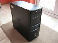 Very Fast Windows 7 Professional PC Intel Quad Core 2.5GHZ CPU base PC with WIFI