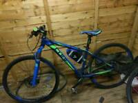 Cube acid mountain bike