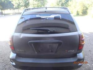 2003 PONTIAC VIBE PARTS FORSALE   ( ALLWHEEL DRIVE CAR ) London Ontario image 2