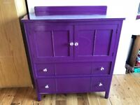 Dresser / chest of drawers / cabinet