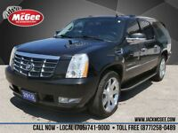 2010 Cadillac Escalade ESV ESV AWD - Sunroof, 22 Chromies, DVD