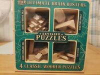 Ultimate brain busting puzzles