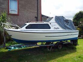 Mayland Maestro motor boat