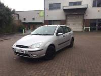 FORD FOCUS 1.6 LOW MILLAGE