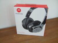 Motorola Pulse Headphones Brand New in Box