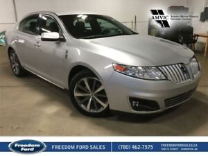 2009 Lincoln MKS Heated Seats, Leather, Air Conditioning