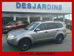 2010 Subaru FORESTER 2.5 X SPECIAL EDITION /AWD/GROUPE ELECTRIQU