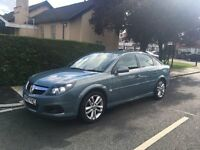 vauxhall vectra 1.9 diesel SRI automatic , 1 year mot , low mileage,150 bhp , part exchange welcome