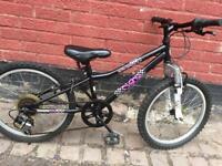Children apollo bike 20 inch