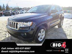 2011 Jeep Grand Cherokee Laredo X, Leather, BU Camera, Sunroof
