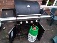 gas BBQ grill Jamie Oliver