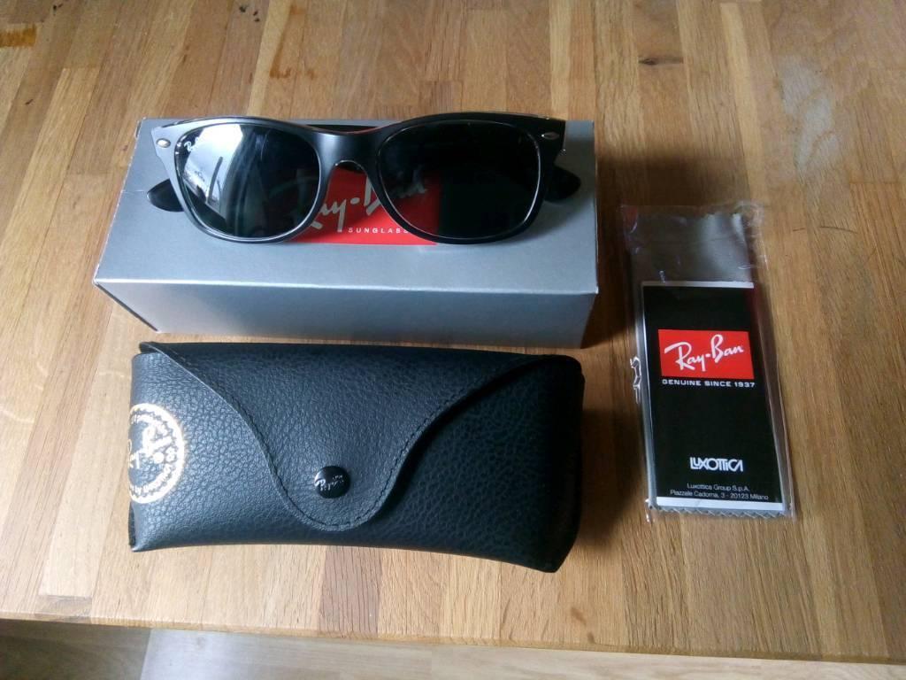 29f6a57d029 Genuine and brand new mens rayban wayfarer sunglasses. Swindon ...
