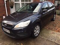 ford focus 1.6 tdci one owner from new £30 full years tax 10 month mot