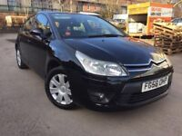 58 plate -Citreon C4 - Automatic - one year mot - 2 former keeprs - part service history