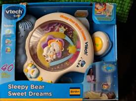 Vtech baby sweet dream ceiling projector 40 melodies