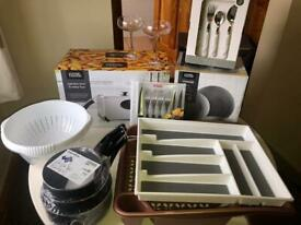 Job lot house clearance items all new
