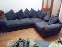Corner sofa, Sofa, Fabric sofa, chair