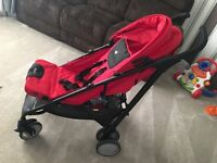 Excellent stroller with car seat to make a travel system