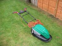 QUALCAST 1700W ELECTRIC HOVER MOWER