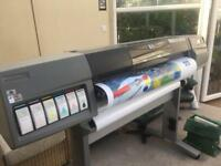 "HP DesignJet 5500 PS Large Format Printer 42"""