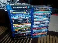 49 blu Ray movies