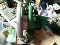 Hitachi C9U circular saw