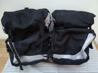 Cycle Panniers x 2