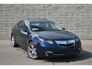 2014 Acura TL AWD Elite | Navigation | Cooled Seats | Blind Spot