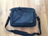 Black DELL Laptop Bag - In superb condition Like New