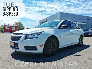2014 Chevrolet Cruze 6-Speed Fuel Saver  FREE Delivery